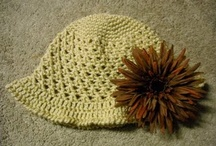 Crochet cap / by Ashwini Anil
