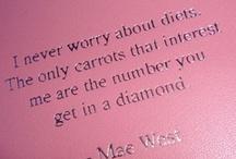 Quotes / by Antonette Hazel