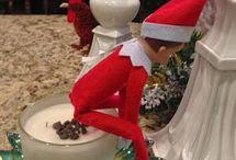 Elf on the shelf ideas / by Ashlee Dodd