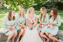 Bridesmaid Ideas  / by Amy Elizabeth