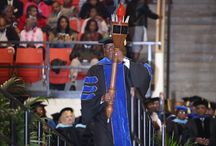 JSU 2013 Fall Commencement / JSU- Over 9,000 students enrolled with over 70% towards retention.  / by Jackson State