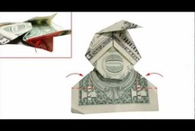 Money Origami / by Anne-Marie Van Dunk