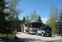 On the road again...RV style / by Lisa Keating-Thomas