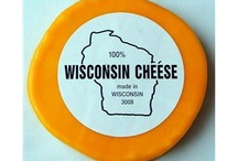 Say Cheese! / We're Wisconsinmade.com so of course we have a cheese board. Cheese recipes, our favorite cheeses and more will be pinned in this place of honor.  / by Wisconsinmade