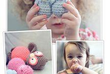 amigurumi crochet toys / by Karen Humbert