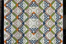 old quilts that inspire me / by Alex Anderson