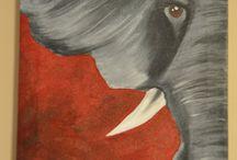 Alabama paintings / by Rachael McCain