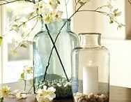 Glass & Bottles / by Sherry Bardone