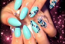 Nail Inspiration / by RethaJeanette