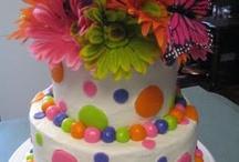 cakes/desserts / by Korine Miller