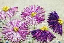 Embroidery / by Carol Ann Pileggi