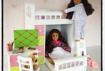 Doll furniture / by Deb Bigger