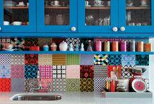 Kitchen / by Cristina Sant'Anna