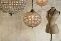 CC Lighting / by Cottage Chic