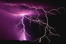 Lightening storms / by Shannon Bach