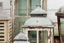Patio Ideas / by Andrea Paxman