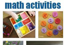 Homeschool: Math / by Christy Meyer