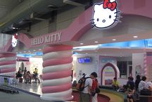 hello kitty / by Angie Felts
