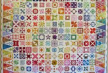 Dear Jane quilts / by Jane Reeves