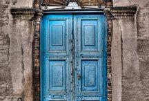 Doors / by Victoria Patchin