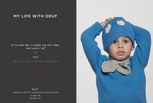 My life with OEUF / My life with Oeuf {PICTURE OF YOU} will FEATURE your pictures with your children wearing, playing, giggling, living with OEUF NYC  / by Oeuf NYC