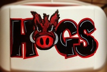 GO HOGS! / by Hardman Interiors