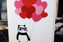 Valentine stuff / by Veronica Ayard