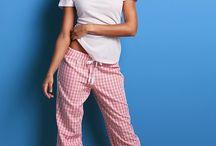 Comodidad...Dulces Sueños...&   ;o / Pajamas, Ropita comoda, &&&& / by Marta Maria Allen