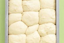 Food - breads (non-breakfast) / by Catherine Hitchings