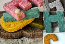 crafts and DIY / by Cara Cervantez