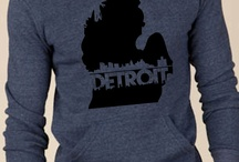 Detroit City / All of Detroit / by sarah plumb
