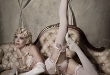 <3 Vintage Glamour / by Oval Studios