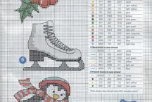 My cross stitch patterns / by Gabriela Stoyanova
