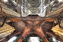 Wood in Architecture / by Andy Marshall