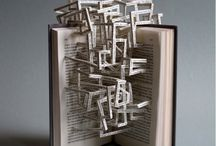 Book Art.....Paper Art / by Suzanne Jolly