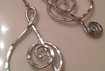 handmade aluminum jewelry / by Diana Lenn
