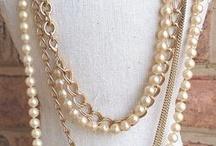 Jewelry / by Ashley Menefee