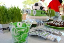 Soccer Party / by Melanie Lilliston