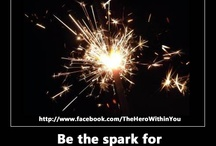 Virtual Coach: The Hero Within You / http://www.facebook.com/TheHeroWithinYou - please like!  Here's where inspirations will be shared. / by Barb Ling