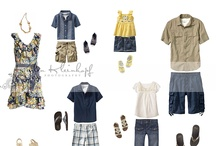Photography Tips/What to Wear / by Tricia Brummel