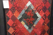 Lancaster Quilt Show / Just some quilts for inspiration! / by Benet Wilson