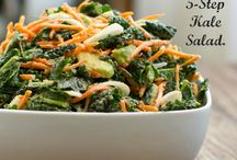 Vegan Soup and Salad / by Janelle Finley