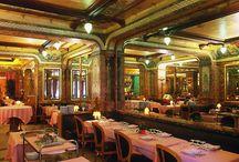 Hotels, restaurants / Favorites / by Gram Evans