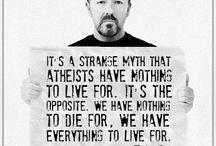 Atheism / by Dawn Huxel Davison
