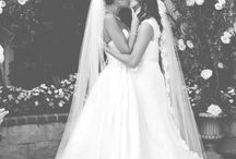 Two brides.  / by Chelsea McCombs