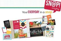Scrapbooking ideas / by Kristine Marasigan