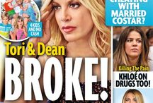Star Magazine Covers / Weekly Tabloid Covers / by Celeb Dirty Laundry