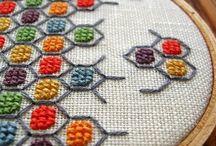 Cross Stitch / by Nancy Fischer Peach