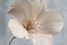 DIY ~ Ribbon & Flower  & Pins / by Ruby Fong