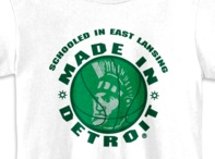 Detroit STATE of Mind / Michigan State Spartans and the city of Detroit / by Michigan State Spartans